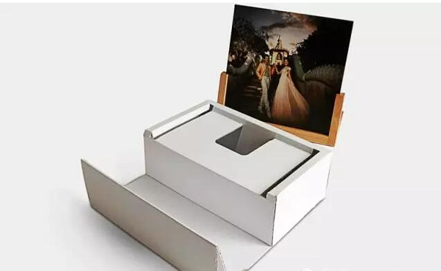 cardboard paper holder for glass photo frame
