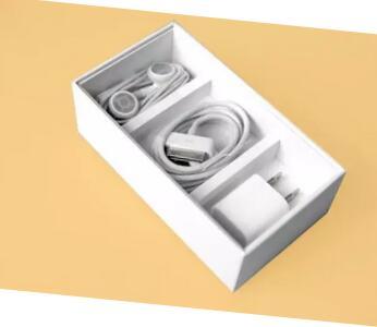 cellphone paper packaging design