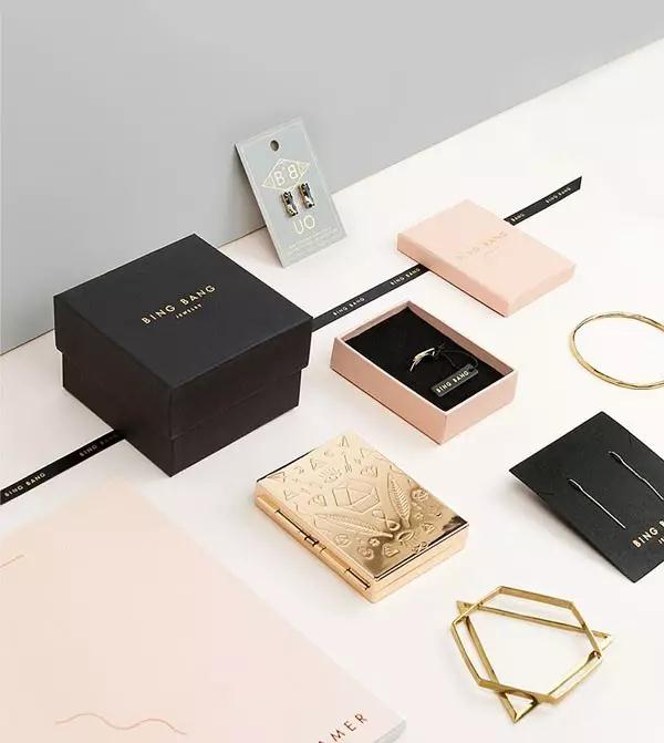 luxury jewelry packaging