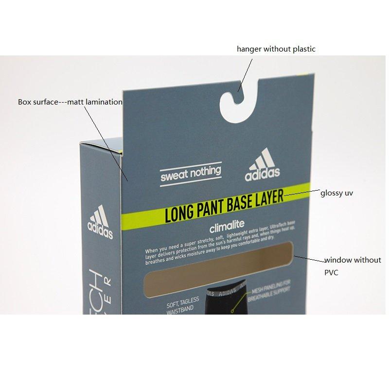 underwear packaging box supplier