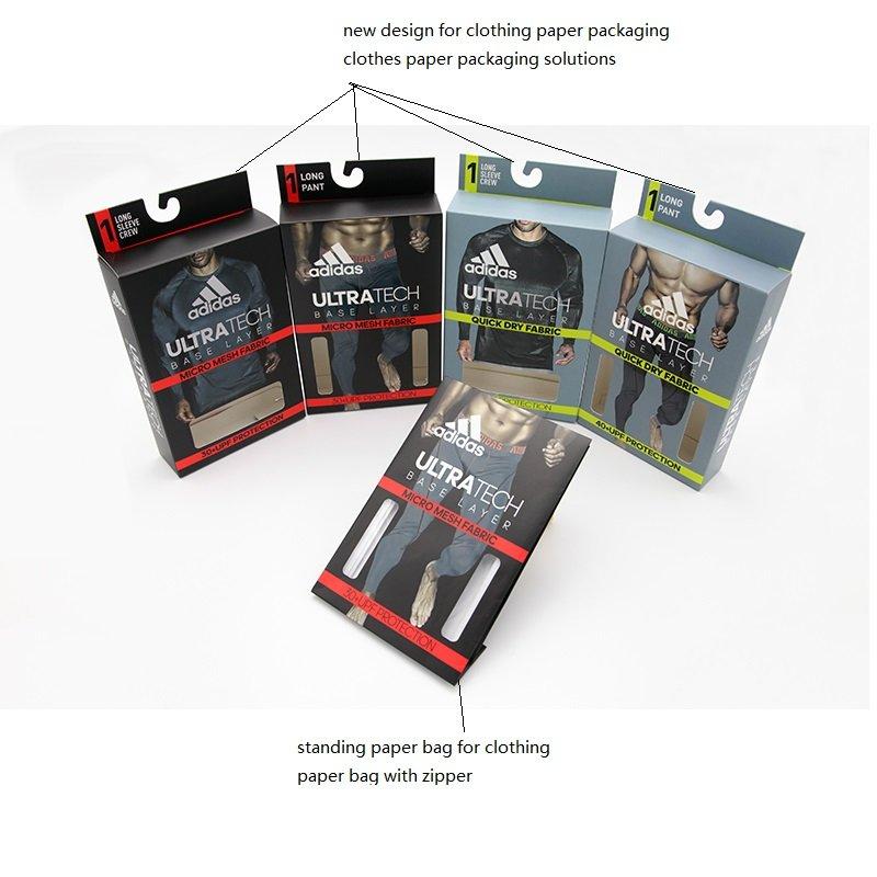 underwear packaging design