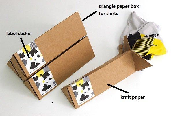 t-shirt packing box
