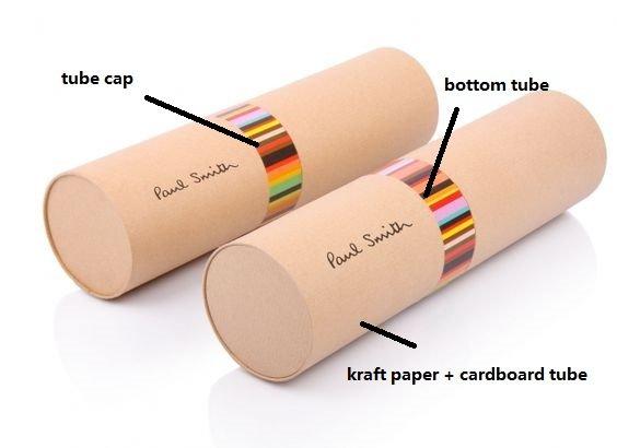 cylinder cardboard box