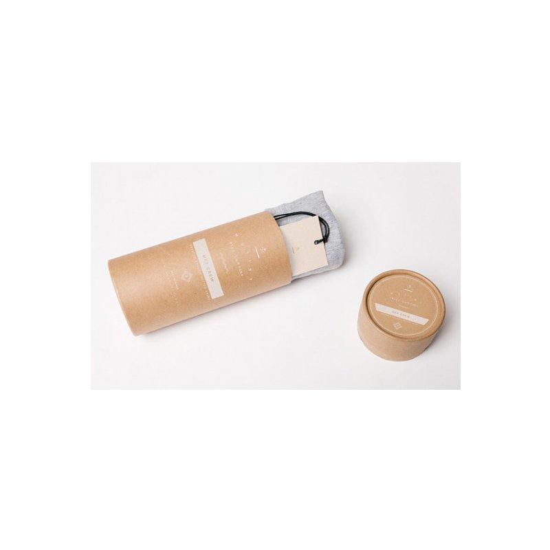 Round T Kraft Paper Tube Box for Shirt Packaging