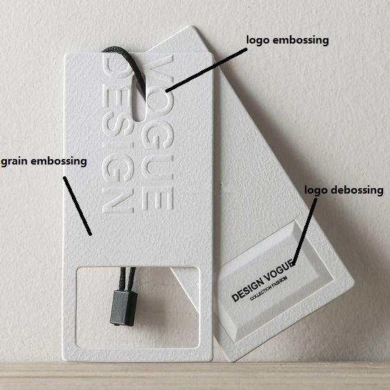 apparel hang tags