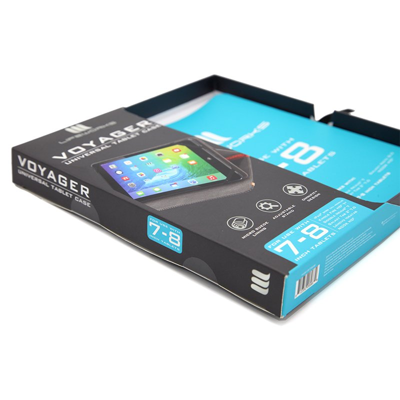 electronic paper boxes