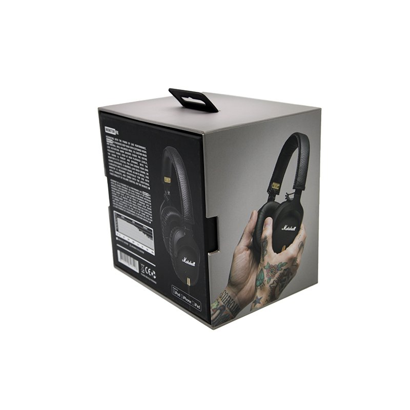 bluetooth headphones packaging