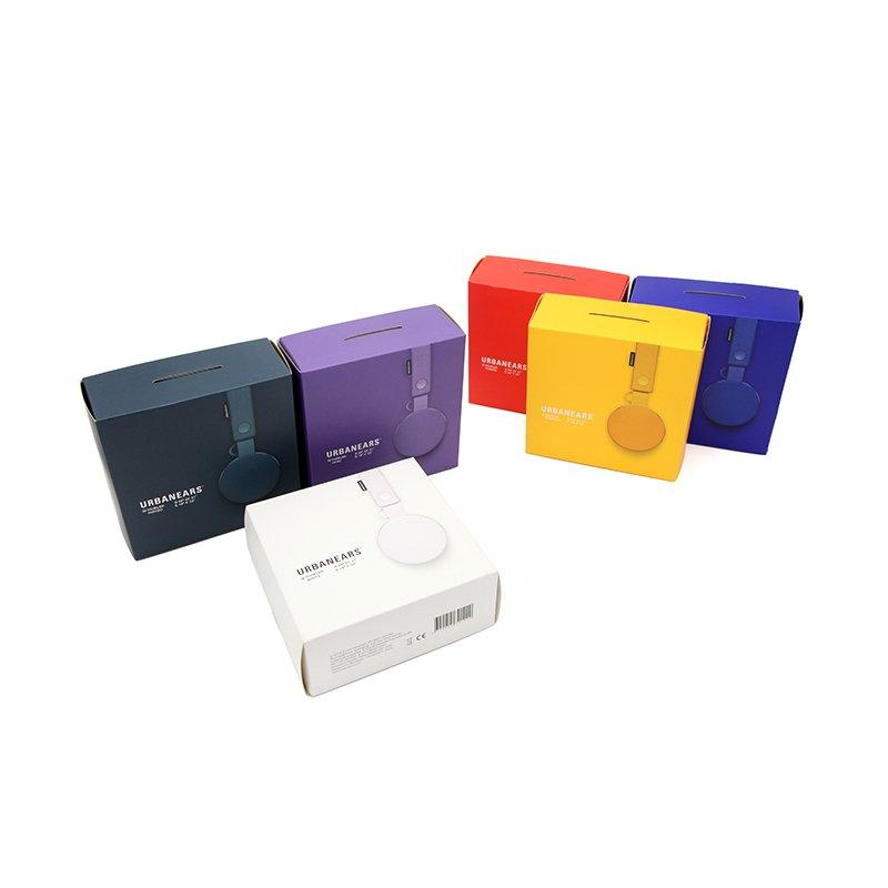 headset packaging design