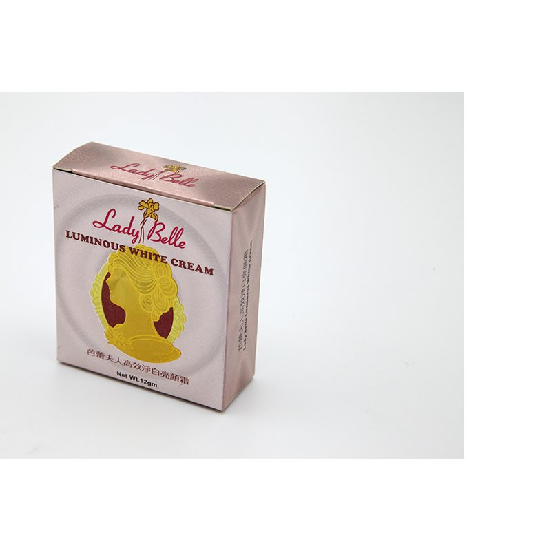 paper packaging for cosmetic