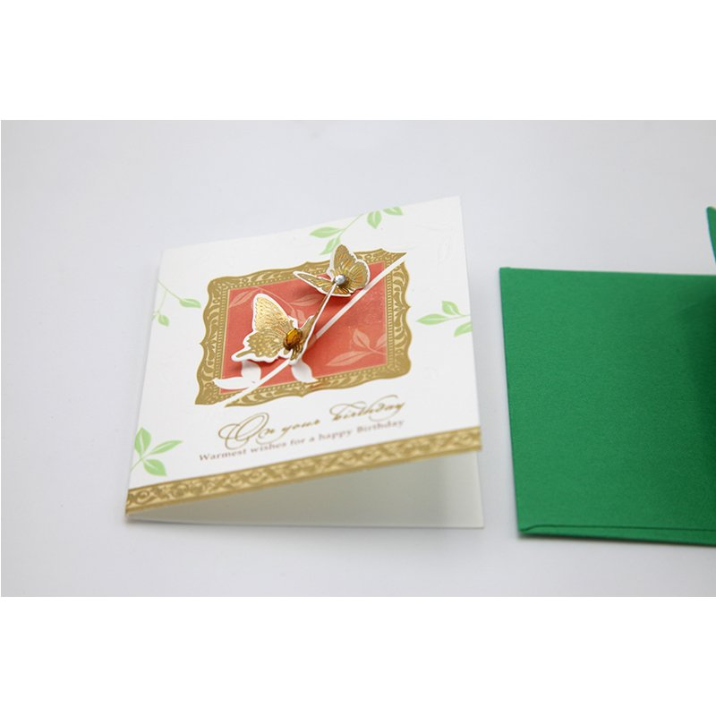 colored paper cards