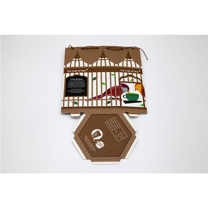 tea paper box manufacturer