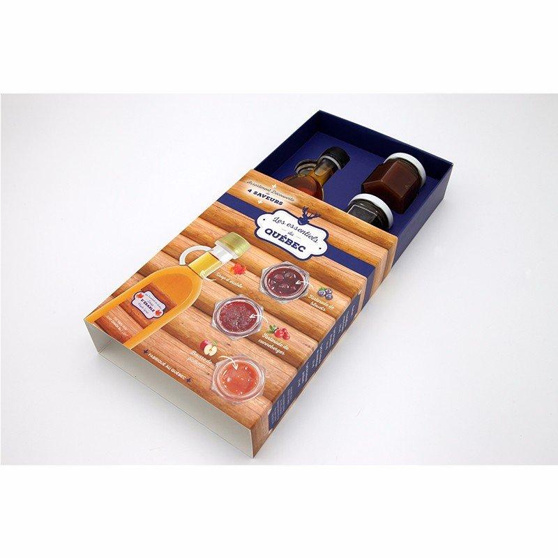 printed paper box for food