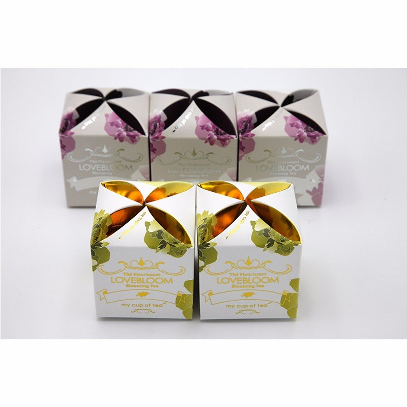 tea paper box wholesale