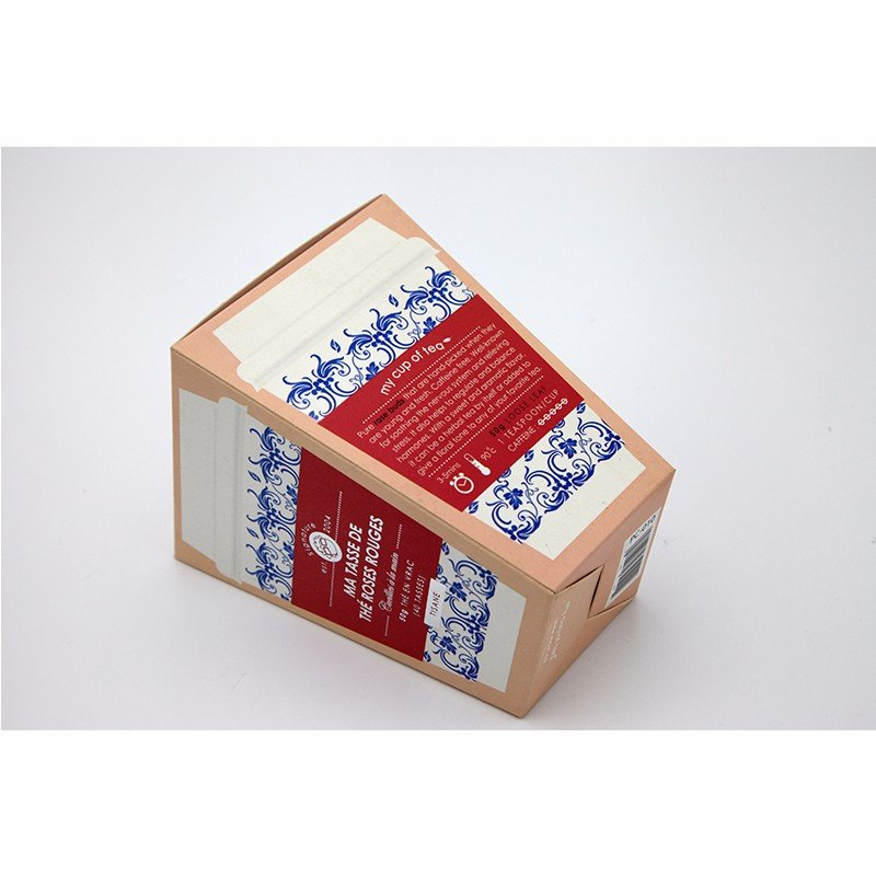tea paper packaging supplier