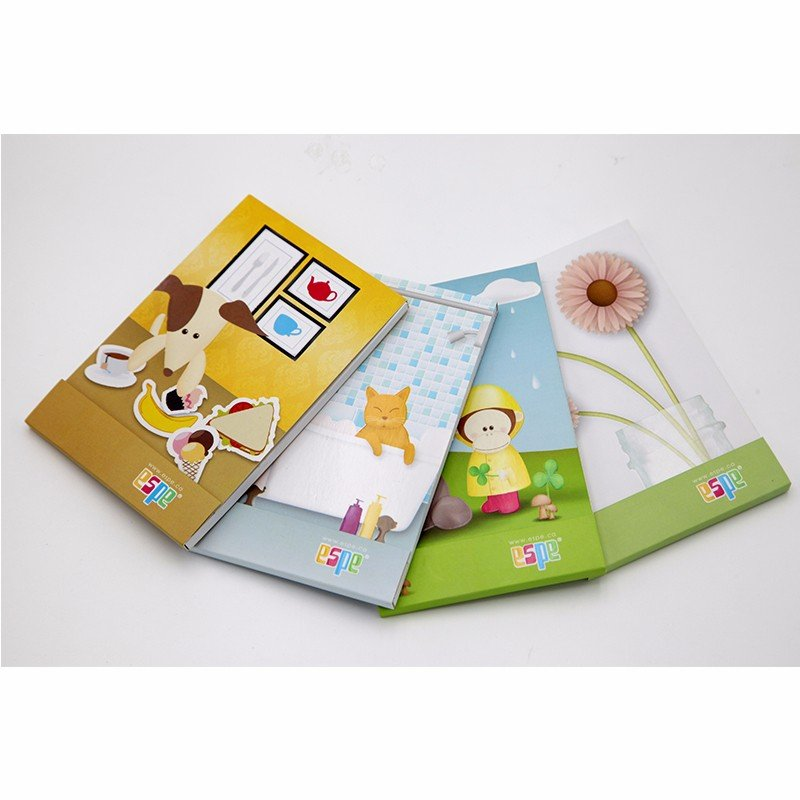 small notebook for student