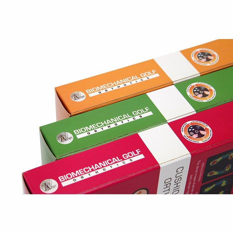 golf shoe box manufacturer