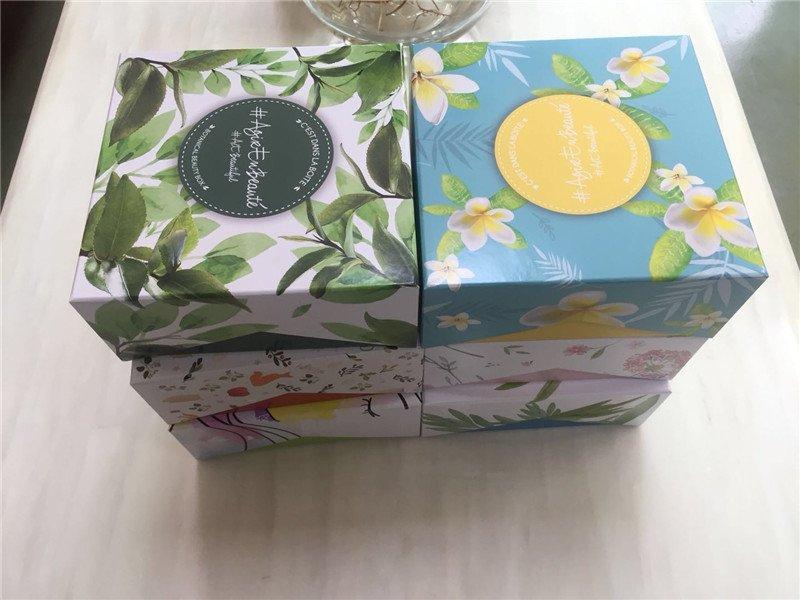 cosmetic packaging printing